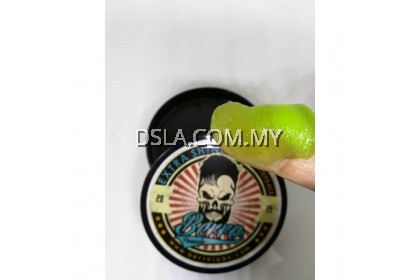 Berro Labs Pomade Extra Shine 50 gram Water-Based Styling Gel