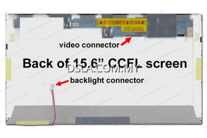 15.6 LCD WXGA SCREEN (NORMAL) LTN156AT01 CLAA156WA01A LAPTOP REPLACEMENT SCREEN