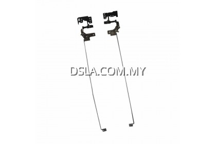 Laptop Left & Right Hinge Replacement for Asus TUF Gaming FX504 FX504G FX504GD FX504GE FX80 FX80G FX80GD LCD Screen Hinges Set