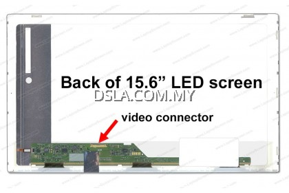 NEC VERSA 15.6 NORMAL 30PIN NORMAL HD (1366 x 768) LP156WH4(TP)(P1) Laptop Replacement Screen LCD LED