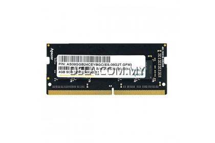 APACER (4GB / 8GB) SODIMM DDR4 2666MHz NOTEBOOK / LAPTOP MEMORY MODULE (RAM)